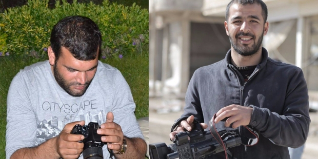 Two journalists for pro-Kurdish news agency detained