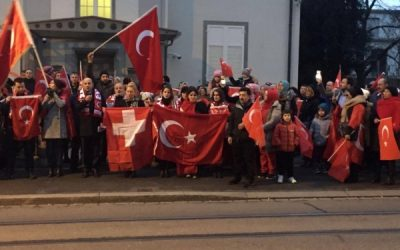 Switzerland warns travelers to Turkey against bans, imprisonment without due process