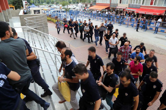 Detention warrants issued for another 159 including 34 media workers