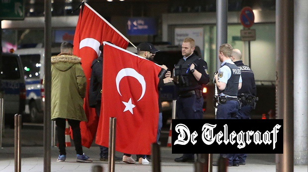 Report: Turkish operatives in The Hague drawing up death lists