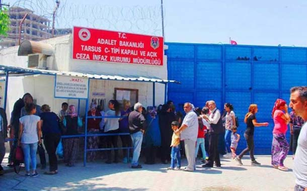 Prisoners threatened with death, tortured in Mersin: report