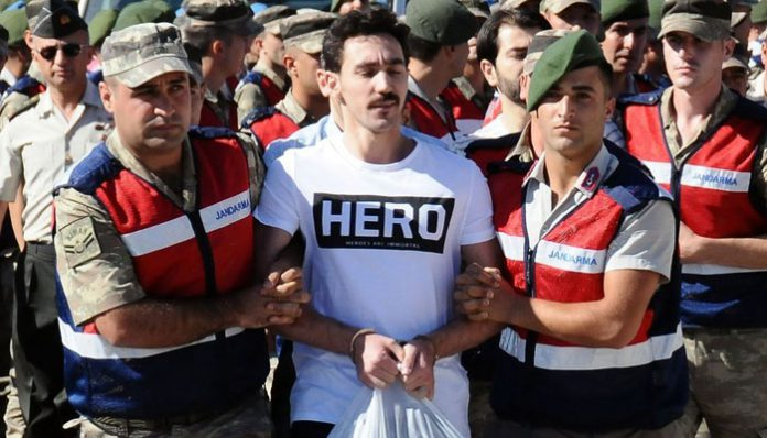 Lawyer of 'hero' coup suspect arrested