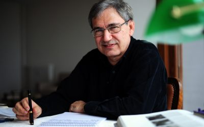 Nobel laureate Orhan Pamuk says so many innocent people in Turkish prisons