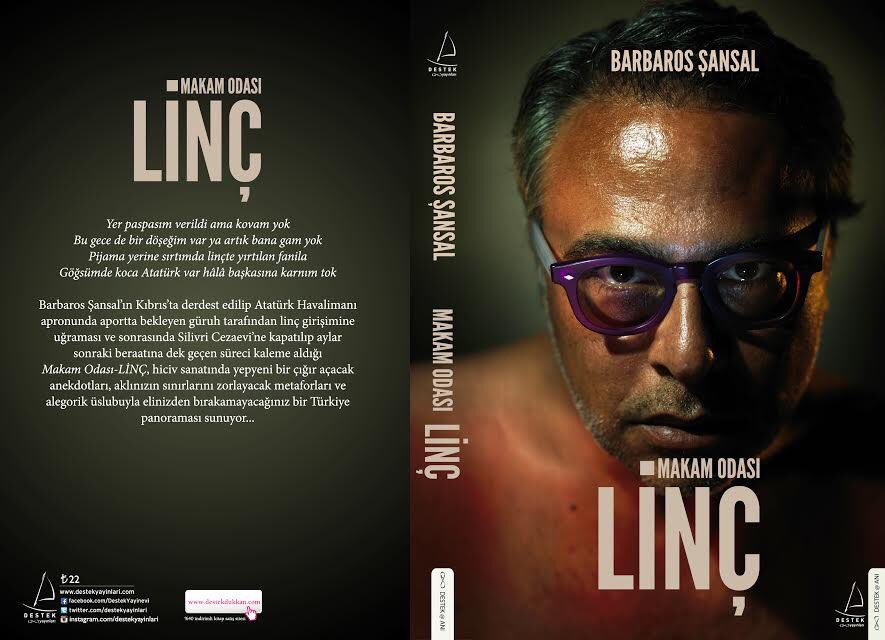 Turkish activist Şansal's book hits the shelves: 'Lynch'