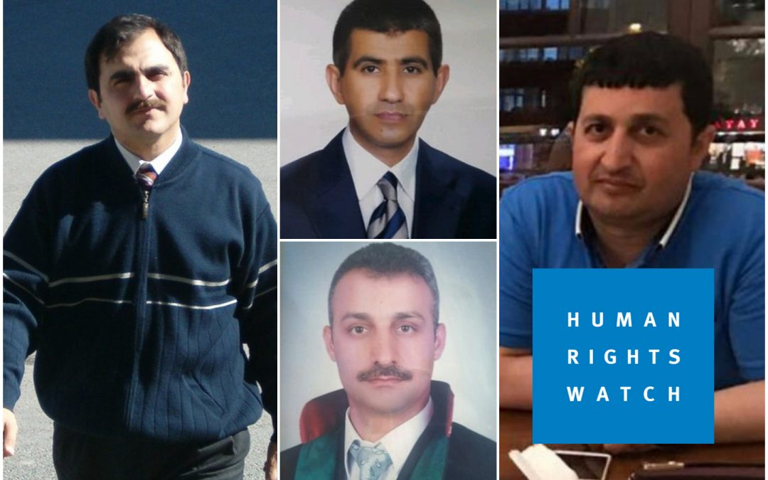 HRW to Turkey: Investigate Ankara abductions, disappearances