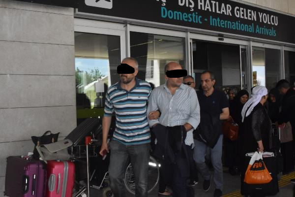 Businessman detained at airport on way back from Romania