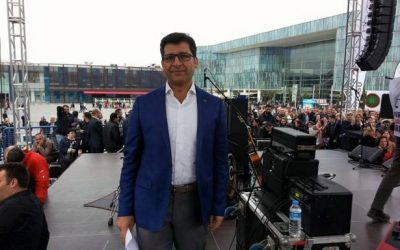 Imprisoned Turkish judge among 3 finalists for CoE's human rights prize