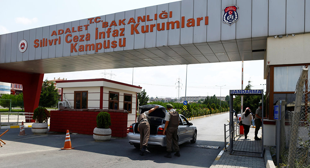Three inmates battered to blindness in `sponged rooms` at Istanbul prison: report