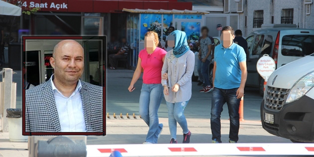Jailed police chief's children, aged 15 and 17, detained in new post-coup probe