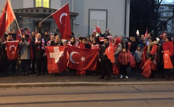 408 Turkish nationals sought asylum in Switzerland amid post-coup crackdown