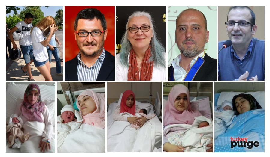TURKEY PURGE IN PAST 30 DAYS: 2840 detained, 1089 jailed over coup charges
