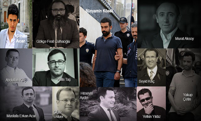 Court rules to release 2 journalists, 10 others in same probe to remain in prison