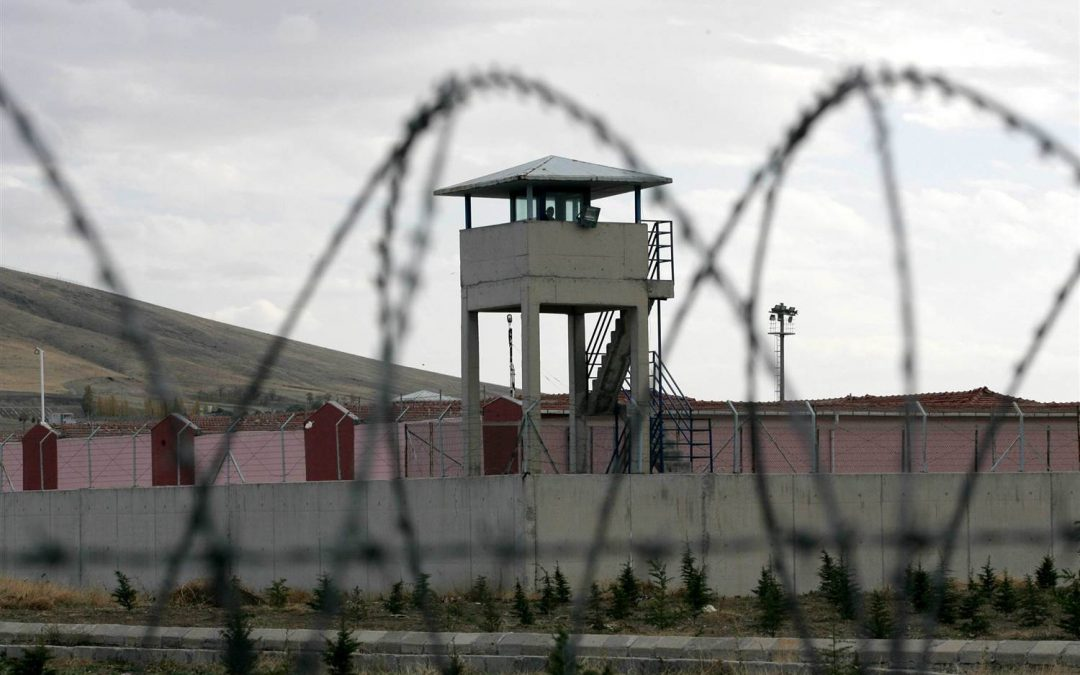 38 new prisons built last year, another 76 under construction: gov't