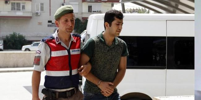 Antalya cook under custody in Denizli-based investigation