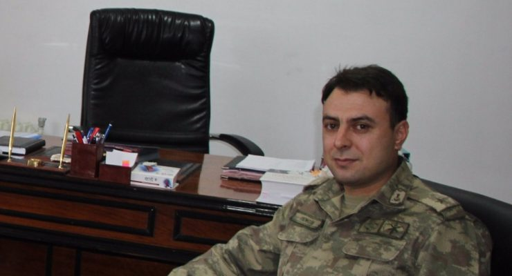 Police detain district gendarmerie commander over alleged coup involvement