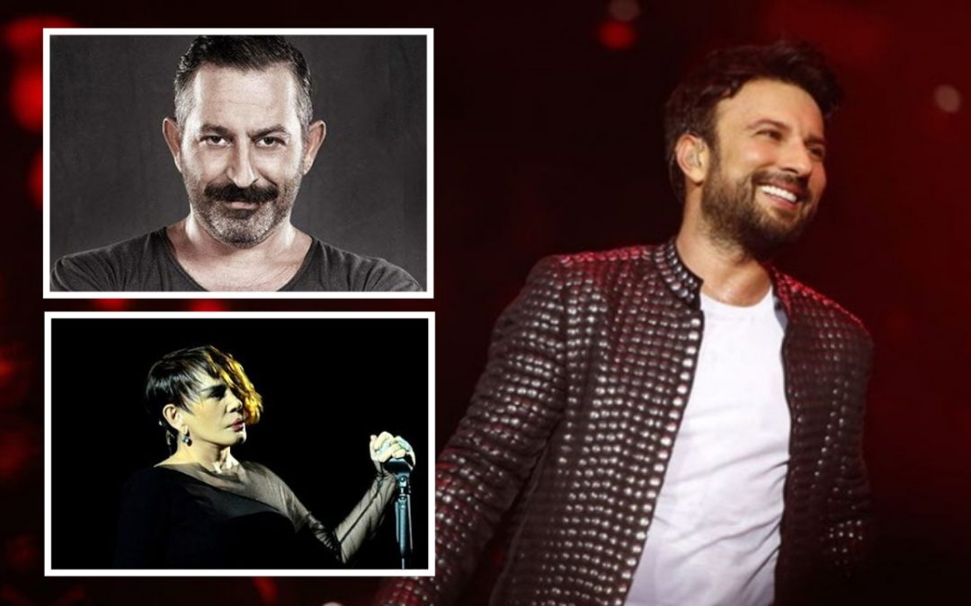 Turkish pop star Tarkan, comedian Cem Yılmaz are Gülenists: pro-gov't media