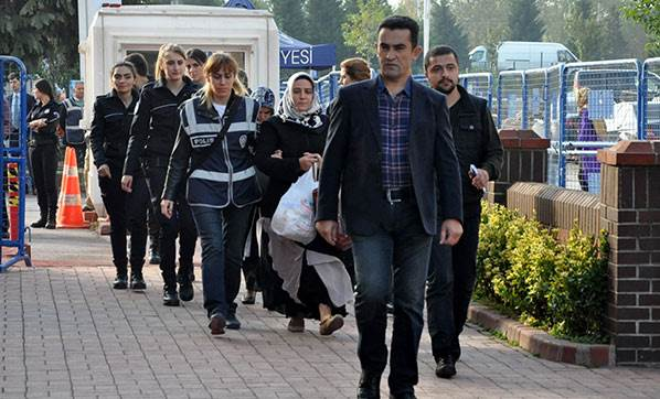 Turkey detains 451 'Gülenists' in past week