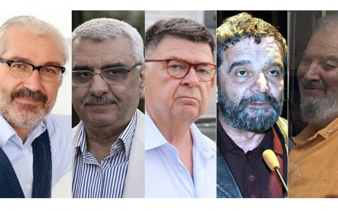 Trial starts for Turkish journalists after 414 days under arrest