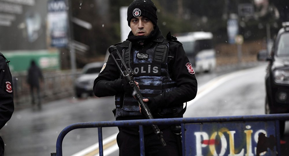 68,500 'anti-terror operations' carried out in Turkey in past year