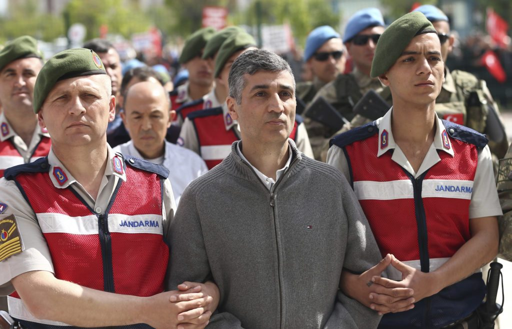 Coup suspect says daughter was sexually abused by prison guards