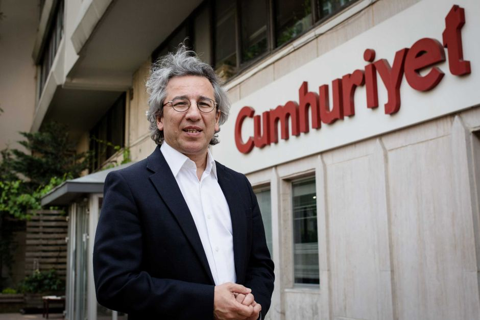 Turkey now seeks red notice request for Can Dündar