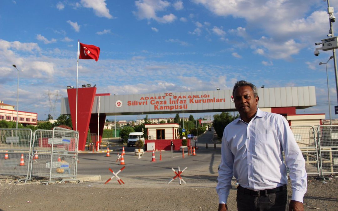 AI secretary-general visits Turkey director in İstanbul prison, calls for her immediate release