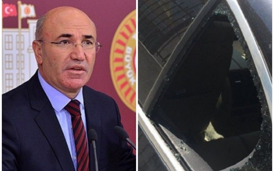 Opposition deputy says his car attacked in 'mafia-like' warning
