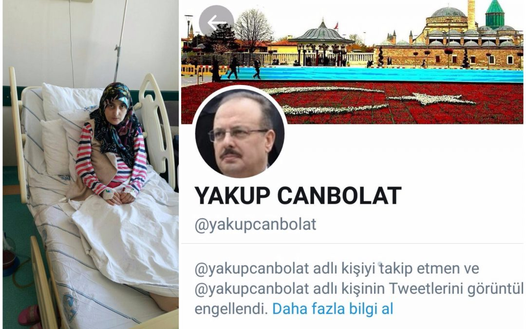 Governor blocks post-coup victim on Twitter after being asked for help