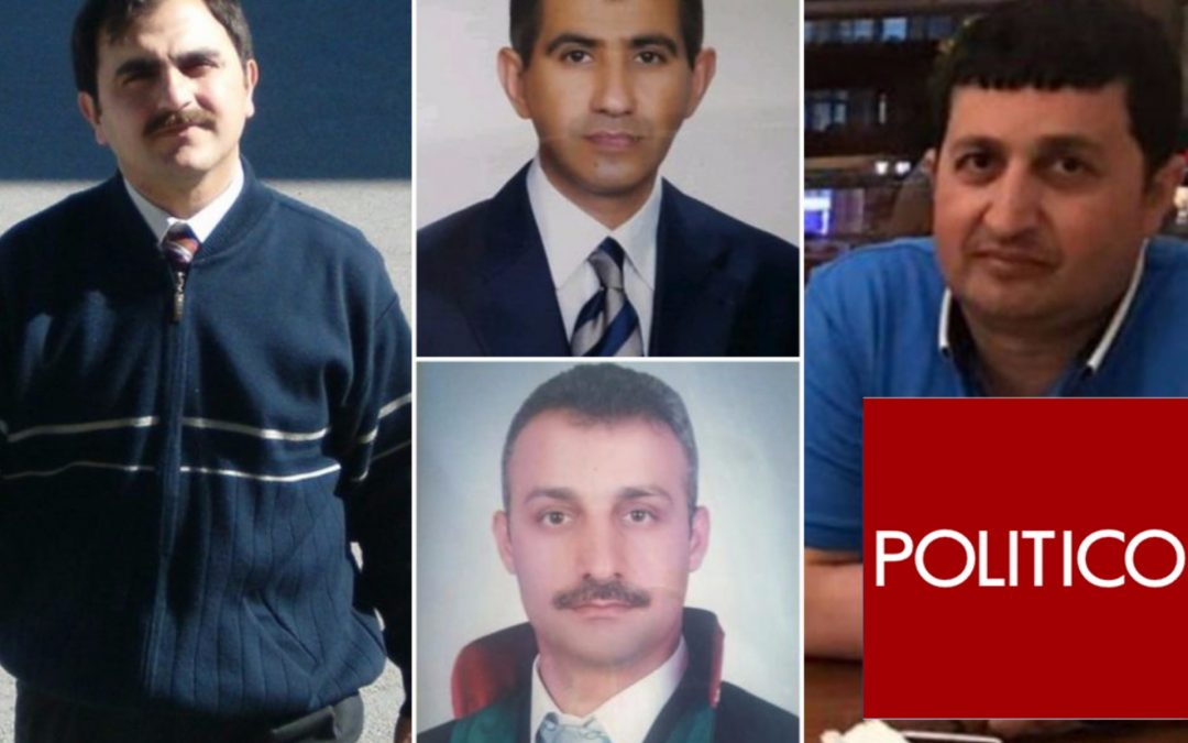 Turkish state may be tolerating post-coup abductions if not involved: report