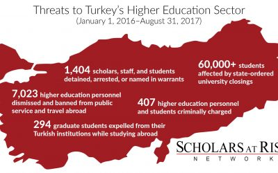 Turkey, the global leader in attacks against academia: report