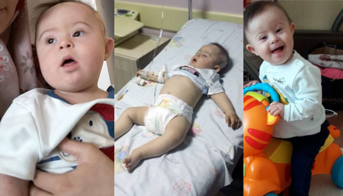 22-month with Down Syndrome in prison along with mother, jailed in post-coup probe
