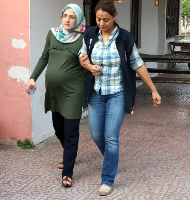 35 including 8.5-months pregnant woman under custody in post-coup probe