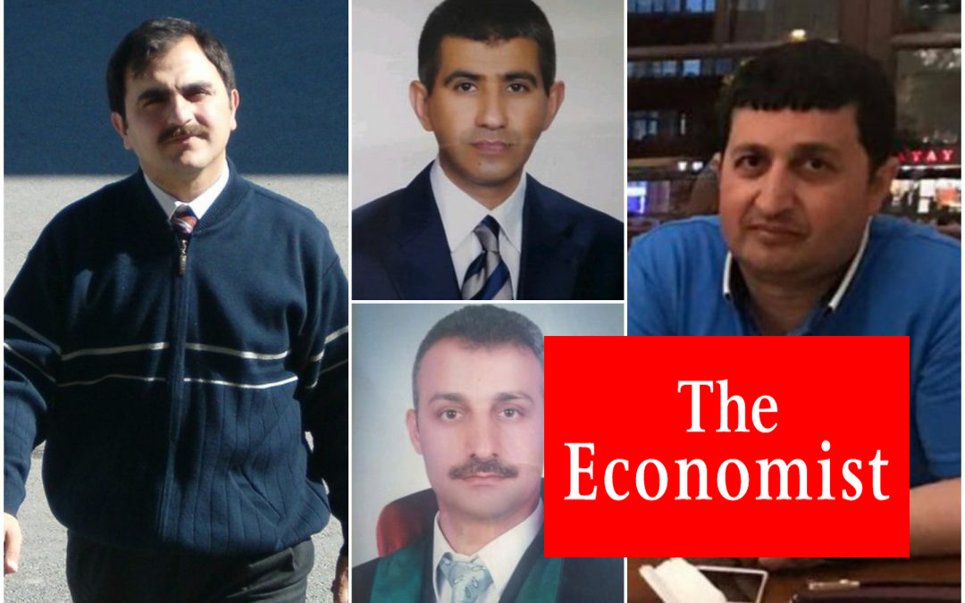 Economist: Torture, abductions return to Turkey but international response is weak