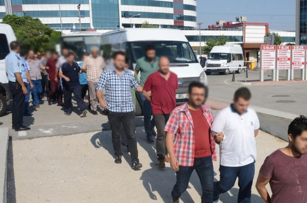 Arrest warrants issued for 125 Gülenists in 32 provinces