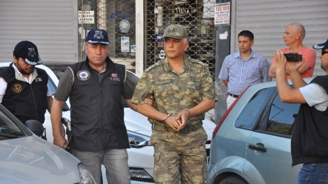 Turkey issues detention warrants for 35 more military members on coup charges