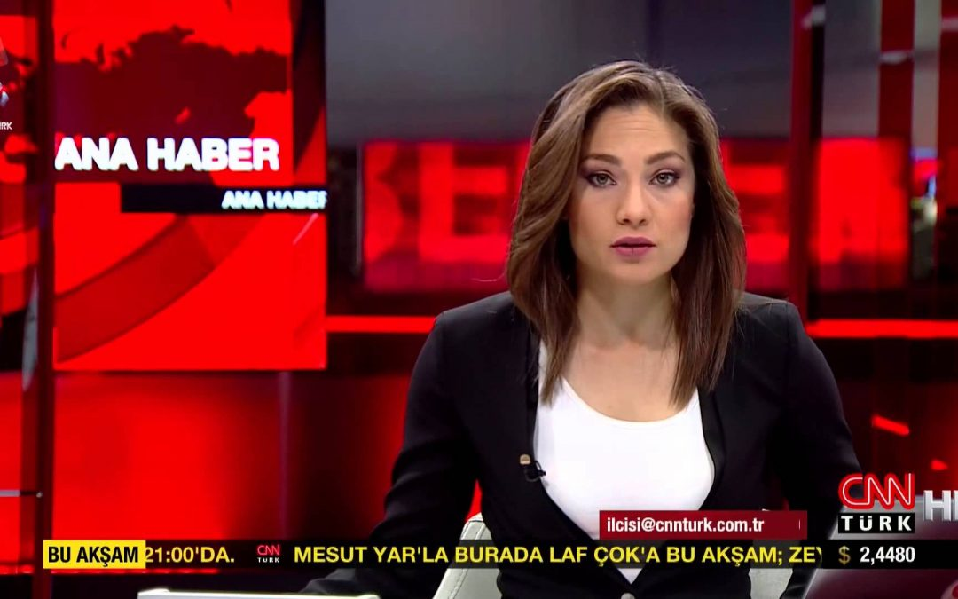 Anchorwoman, sidelined over Erdoğan comments, resigns from CNN Türk