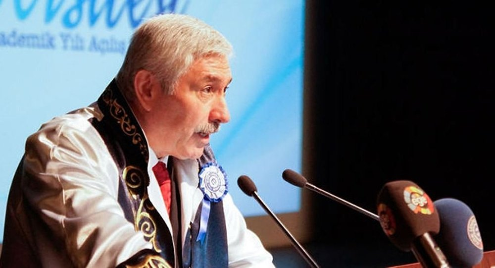 Arrest warrant issued for former Ege University rector