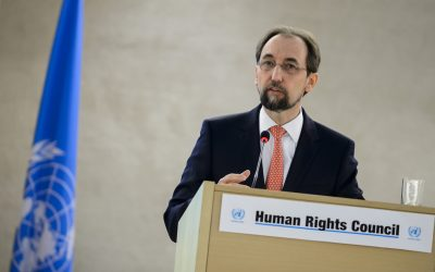 UN rights commissioner calls on Turkey to terminate post-coup emergency rule