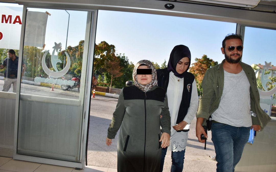 34 in 6 provinces under custody over Gülen links
