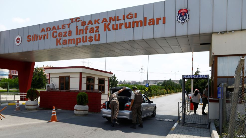 CCTV cameras set up in toilets, bathrooms of İstanbul's Silivri prison: report
