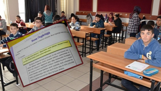Gov't bans 7th grade textbooks over pages on media freedom, corruption