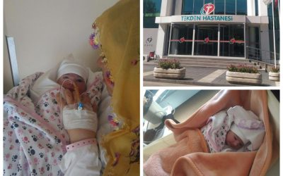Police waiting at hospital to detain Kayseri woman after childbirth: report