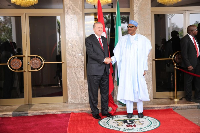 Nigeria says asked by Turkey to extradite over 1000 people