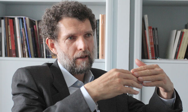 Famed Turkish businessman Osman Kavala detained at İstanbul airport