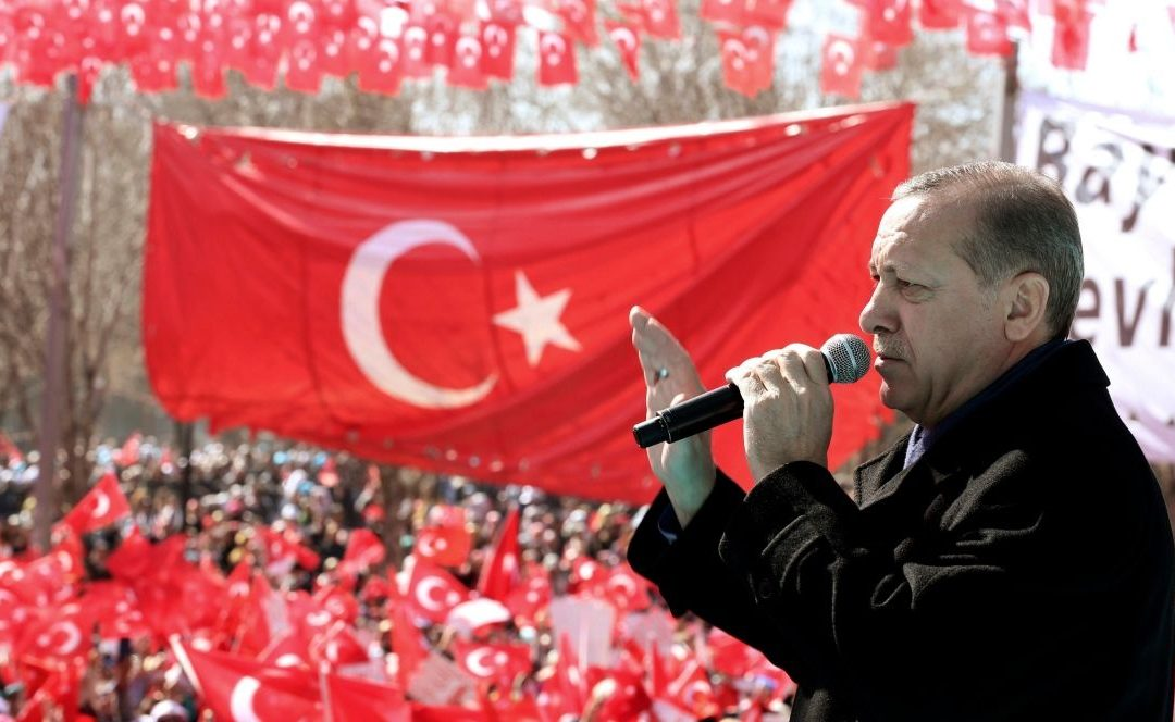 Erdogan says nobody hurt by emergency rule except for terrorists