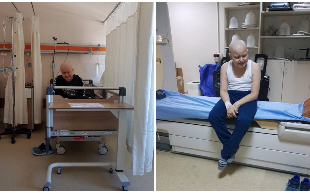 12-year-old diagnosed with cancer amid grief for jailed father