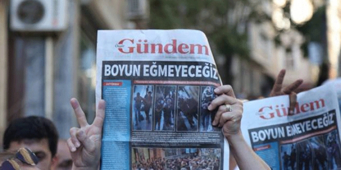 Properties of 12 critical media outlets put up for sale in Turkey