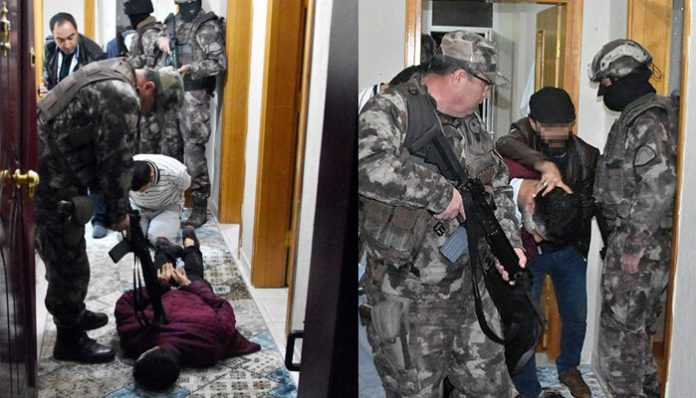 Turkish police raid student houses, detain 69 on coup charges