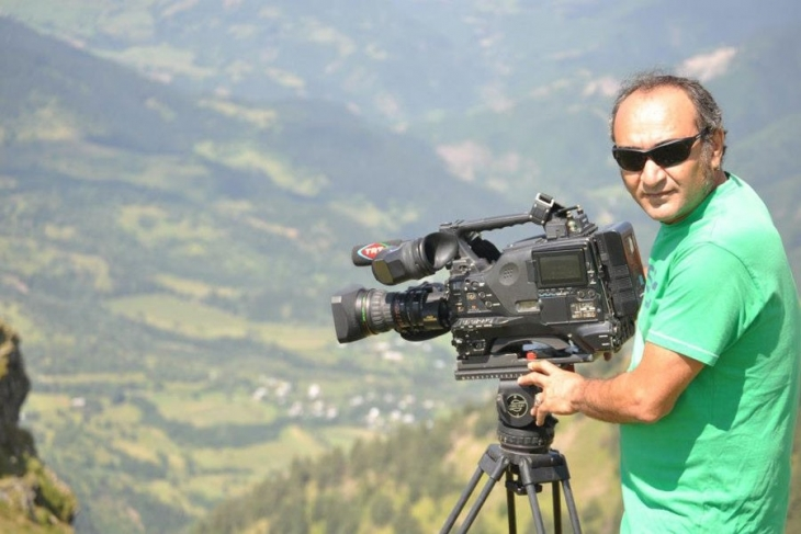 Cameraman fired from state-run broadcaster for 'insulting Erdoğan'