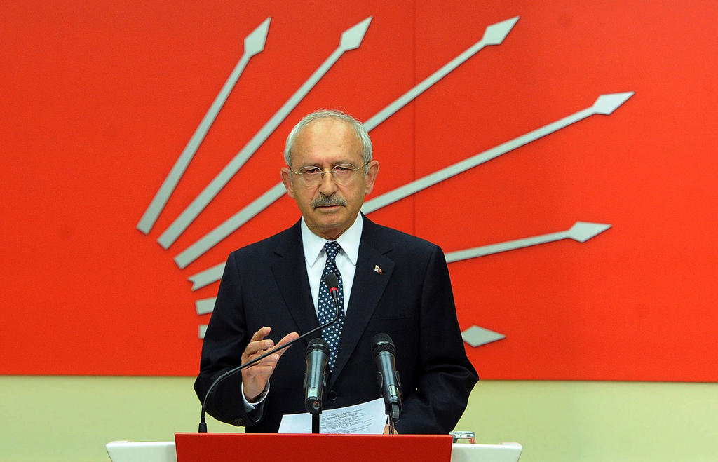 Half of Turkey's population not governed by elected leaders: opposition